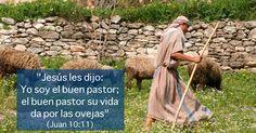 De las figuras que se aplican a Dios en la Biblia, la del pastor es una de las más entrañables. Expresa la ternura y solicitud de Dios por su pueblo.