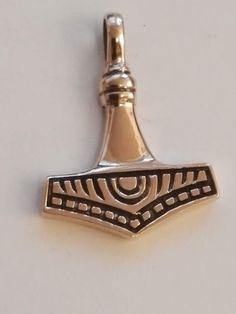 Thors hammer fra Gotland Bronze: 2.0 x 2.6 cm 90 kr