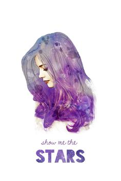 """""""Rescue me, Chin Boy, and show me the stars."""" Such a beautiful portrait of Clara. <3"""