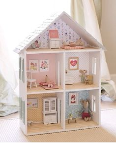 Adorable doll house