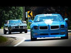 1968 Pontiac Firebird vs 2010 Lingenfelter Trans Am - Generation Gap: Firebirds - YouTube