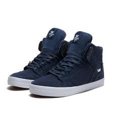official photos 29ecb de5e2 Niall s shoes Supra Shoes, Supra Footwear, Navy And White, Shoes Online,  High