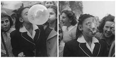 blow a bubble