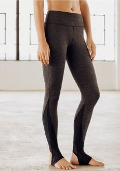 Women's High Waist Dri-fit Sports Foot Leggings
