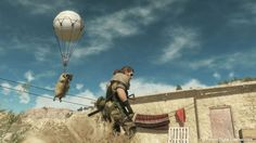 METAL GEAR SOLID V: THE PHANTOM PAIN Review Earns Early Raves -  #MetalGear #mgsv #ps4 #review