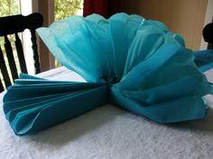 : How to Make Tissue Paper Pom Poms