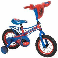 Huffy Ultimate Spiderman Bike 12-Inch