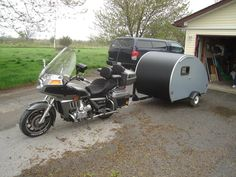 Teardrop Trailer? - Harley Davidson Forums