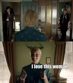 TVShow Time - Sherlock S03E02 - Le signe des trois