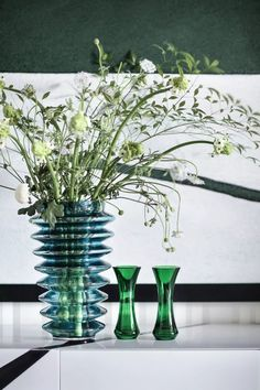 a group of artistic flower arrangements that I really like - Cshebao Fashionable women's home Flower Vases, Flower Art, Flower Arrangements, Vases Decor, Plant Decor, Corporate Flowers, Flowering Trees, Green Plants, Ikebana