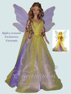 Enchantress (Barbie Fairytopia) Costume by Encantadas.deviantart.com on @deviantART