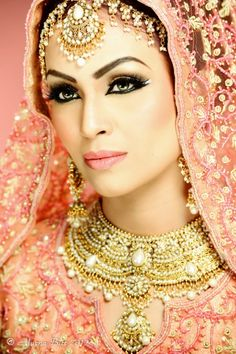 Peach fashion photos | Vendor Love: **GIVEAWAY CLOSED** India Trend Bridal Jewellery PLUS a ...