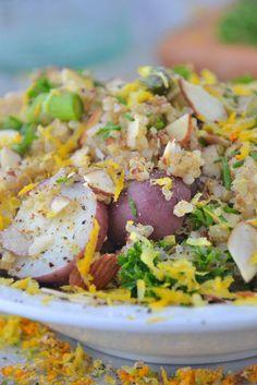Must-Try Healthy Recipe: Potato Quinoa Salad #glutenfree