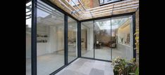 Killieser Avenue Contemporary Glazing Project | Projects | IQ Glass