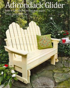 adirondack chair patterns the child s fan back 4h woodworking