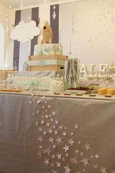 space baby shower theme ideas More
