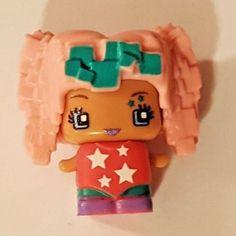 Aqua box Acrobat HAVE   My Mini MixieQ's My Mini Mixieqs, Cube, Aqua, Candles, Box, Birthday, Party, Activity Toys, Water