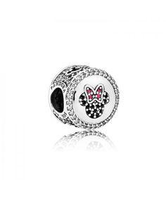 b3d5478db Pandora Disney Mickey & Minnie Sparkling Icons Charm 791958NCK UK Sale  Pandora Bracelets, Pandora Beads