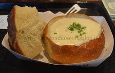 New England Clam Chowder zuppa di vongole