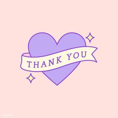 Thank You Stickers, Cute Stickers, Badge Design, Logo Design, Thank You Images, Pastel Designs, Appreciation Quotes, Cute Messages, Anime Gifts