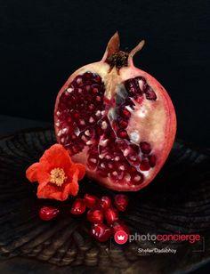 #Pomegranate...So pretty yet so hard to eat! Clicked by Shefalii Dadabhoy.  #PhotoConcierge #StockPhoto #Fruit #pomegranateseeds