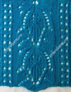 узор 458 - knitting stitch