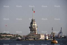 Lighthouse in the sea, Istambul stock photo 58781548 - iStock - iStock ES