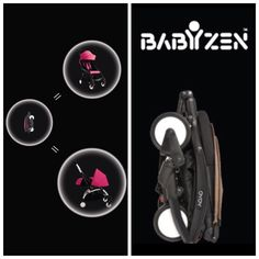 Babygosling- BABYZEN one chassis for two fabrics (newborn or 6+ pushchair) #babygosling #babyzen @babygosling #newpushchair#lightweightbuggy