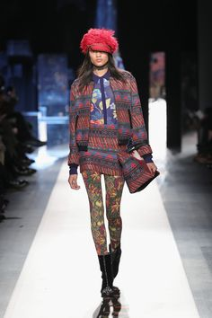 """Our """"Extraordinary"""" AW17 collection at NYFW"""