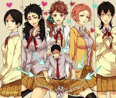 Kagehina, Oikawa X Iwaizumi, Iwaoi, Haikyuu Genderbend, Manga Haikyuu, Haikyuu Fanart, Haikyuu Volleyball, Volleyball Anime, Haikyuu Characters