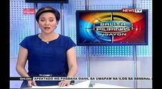 Balita Pilipinas Ngayon is the daily regional news broadcast of GMA News TV Pinoy, March, Wednesday, Mens Tops, T Shirt, Fashion, Supreme T Shirt, Moda, Tee Shirt