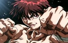 baki the grappler saison 2