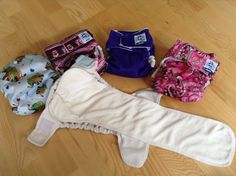 blogpost in Swedish about her favourite nappies including name of Swedish facebook group to sell nappies.