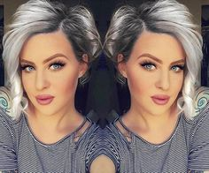 2dfca48aa42 1273 Best Beauty <3 images in 2019 | Hair ideas, Haircolor, Short hair