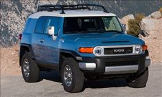 Toyota recalls FJ Cruiser SUVs(©Toyota Motor Sales, U.S.A.)