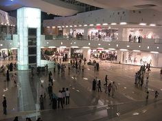 At the Avenues mall