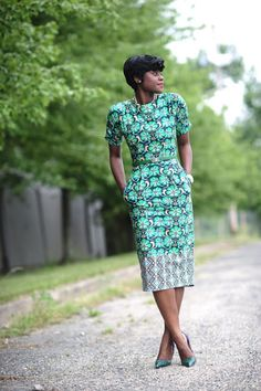 StyleFash25: In Pursuit of the Ankara Inspired Asos Dress