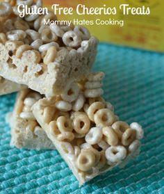 Gluten Free Cheerios Treats GLUTENFREECHEERIOS AD