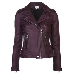 IRO 'Han' biker jacket and other apparel, accessories and trends. Browse and shop 8 related looks.