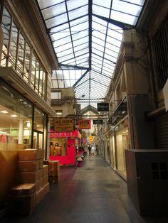 PASSAGE DU CAIRE - PARIS IIe arrondissement