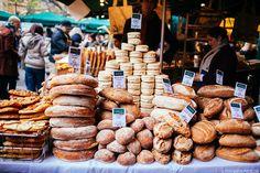 London. Borough Market.