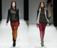 ARIUNAA SURI 2013-2014 Fall Winter Womens Runway Collection - Japan Fashion Week: Designer Denim Jeans Fashion: Season Collections, Runways, Lookbooks and Linesheets