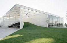 Dornier Museum in Friedrichshafen - Sicherheitstechnik - Kultur/Bildung - baunetzwissen.de