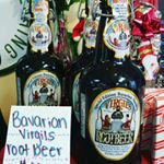 Just in time for the holidays Virgils special edition Bavarian style root beer Great gift for that root beer lover  Stop in and grab some great stocking stuffers stockingstuffers downtownfrederick frederickmd rootbeer rootbeerfloat christmas happyholidays