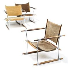 3 Lounge Chairs by Jens Quistgaard at Christies - Chair Blog