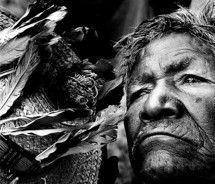 Huichol spiritual healer, Mexico