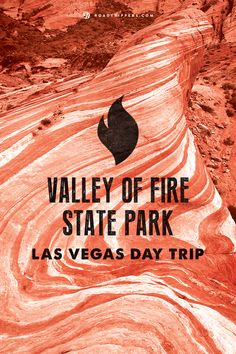 Just roughly an hour east of Las Vegas sits the Valley of Fire State Park, and this road trip there and back will have you reaching for the camera at every turn.