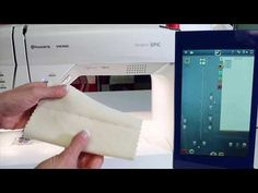 Learn how to sew a perfect blind hem on the Husqvarna Viking designer EPIC sewing and embroidery machine. View all the free video tutorials on the Husqvarna . Viking Sewing Machine, Sewing Machines, Sara Online, Quilting Tutorials, Embroidery Techniques, Learn To Sew, Free Sewing, Crochet Projects, Vikings