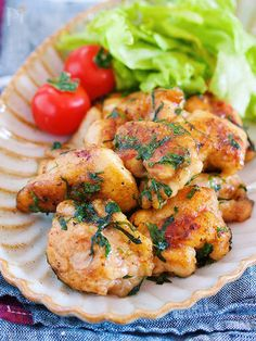 鶏の梅しそ照り焼き【#作り置き #お弁当】