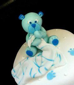 #orsetto #coccoloso. Idea per una torta. Realizzata a Tollo alla pasticceria La Mimosa